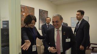 Министр иностранных дел Армении встретился с заместителем генерального директора Европейской комиссии по переговорам о соседстве и расширении