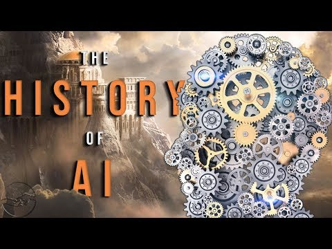 The Ancient History Of Artificial Intelligence