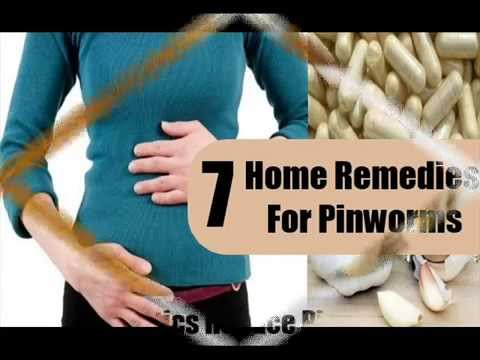 Video 7 Effective Home Remedies For Pinworms