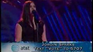 Jordin Sparks I Who Have Nothing