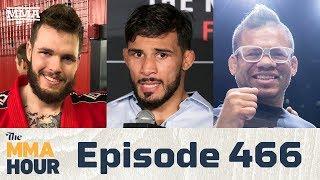 The MMA Hour: Episode 466 (w/ Dennis Bermudez, Allen Crowder, Eric Albarracin)