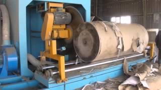roll paper cutting machine