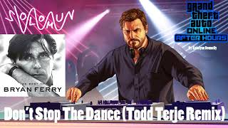 Solomun - Don't Stop The Dance (Todd Terje Remix) (By Bryan Ferry)