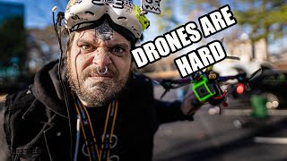 🍑WHAT I LEARNED FLYING DRONES IN ATLANTA🍑 (ATL FPV TRIP PT 3)