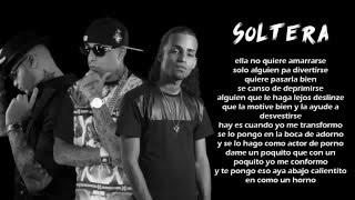 Soltera - Arcangel Feat. Farruko y Ñengo Flow  (Los Favoritos)(Letra)