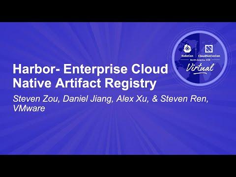 Image thumbnail for talk Harbor - Enterprise Cloud Native Artifact Registry