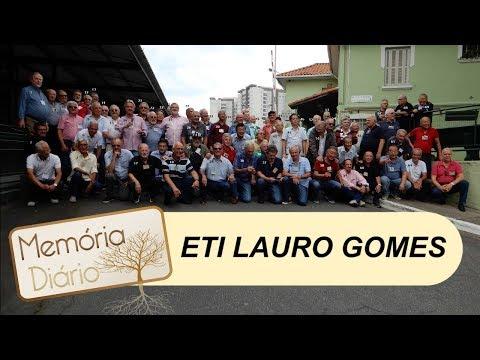 Os 50 anos da primeira formatura da ETI Lauro Gomes