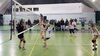 Репортаж с Кубка наций по волейболу на SportUs.Pro