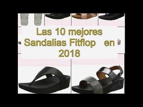 Las 10 mejores Sandalias Fitflop   en 2018