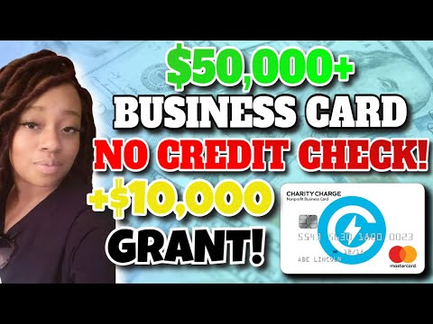 Get Up to $50,000 Business Credit Card + $10,000 Business Grant No Personal Guarantee