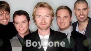 Boyzone   No Matter What (lyrics)