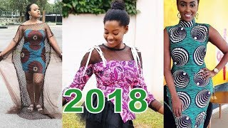 Latest #Ankara Styles Dresses 2018 for The Most Beautiful Ladies