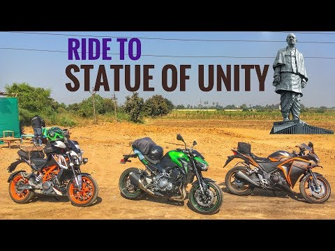 Mumbai to Statue of Unity (Gujrat) | Part 1- The Unstoppable || 400 Kms in 6 Hrs