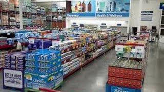 США магазины перед Новым Годом - Цены Продукты Подарки FloridaYalta 15.11.2014