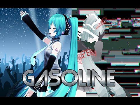 MMD Gasoline - смотреть онлайн на Hah Life