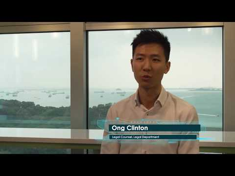 Clinton Ong, Legal Counsel