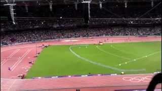 preview picture of video 'Mo Farah 10,000 Olympic Gold'