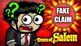 How To Fake Claim | Master Elo   Town Of Salem (Ranked)