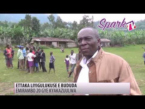 Ettaka liyigulukuse e Buduuda, emirambo 31 gye gyakazuulwa