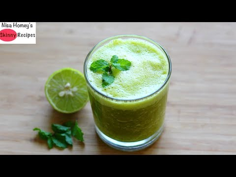 Refreshing Drink For Iftar – Ready In 2 Mins – Iftar – Ramadan Recipes – Skinny Recipes