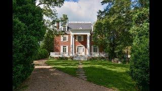 Iconic Historic Home In Warrenton, Virginia | Sothebys International Realty