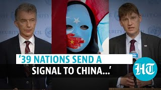 At UNGA, 39 countries slam China over Uyghur rights abuse, Hong Kong situation