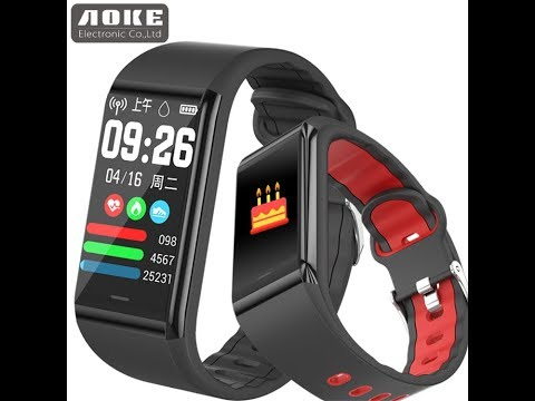 B88 Waterproof smart fitness tracker with ce rohs Heart Rate Monitor fitness Sport Smart Bracelet