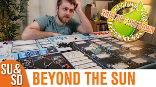 Beyond The Sun Review - The Best Tech Tree In Games?