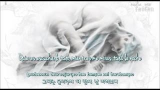 XIA Junsu - Love Breath (사랑숨) [ Español/Romanizacion/Hangul ]