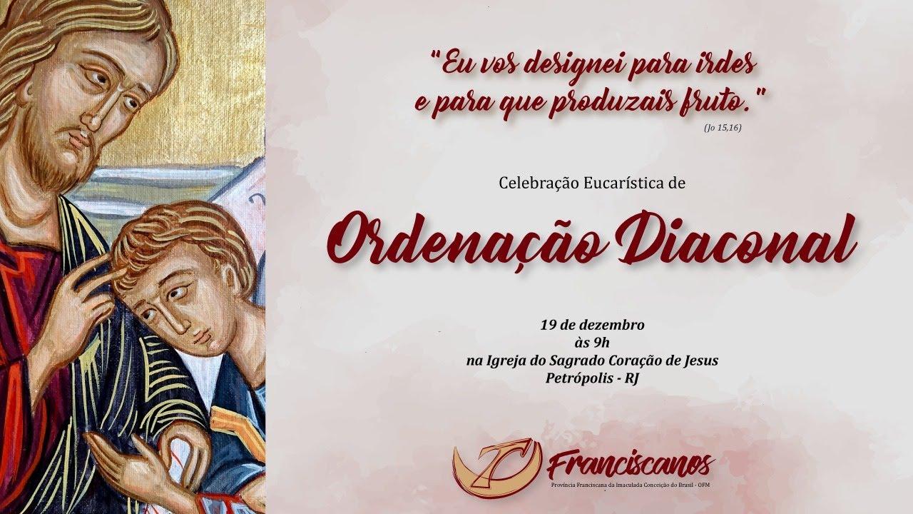 Celebração da Ordenação Diaconal | 2020