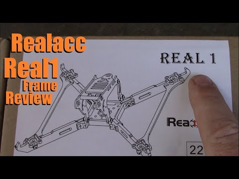Realacc Real1 (Karearea Talon Clone) from Banggood