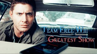 Team Free Will - Supernatural The Greatest Show (Video/Song request)