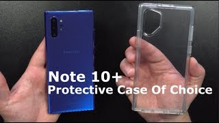The Galaxy NOTE 10+ Case I've Been Using - THE REVIEW