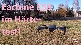 Eachine E58 / DroneX Pro Test: Reichweite, Flugzeit, Foto, Video,  Funktionen