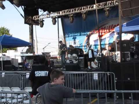 MATTER OF DAYS:   Hurt So Good/ Power of Love - Urbana Sweetcorn Fest, 24 Aug 13