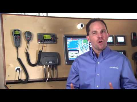 Garmin VHF Marine Radio, AIS Transceivers and Receivers