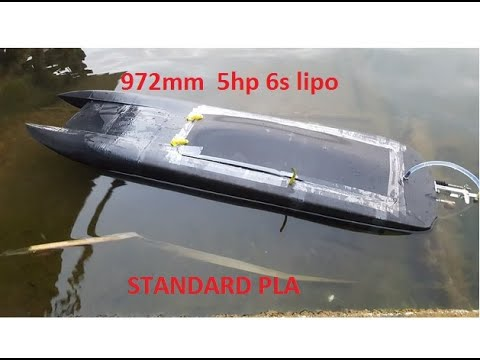 Download Big 3d Printed Rc Speed Boat Video 3GP Mp4 FLV HD Mp3
