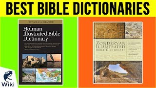 10 Best Bible Dictionaries 2019