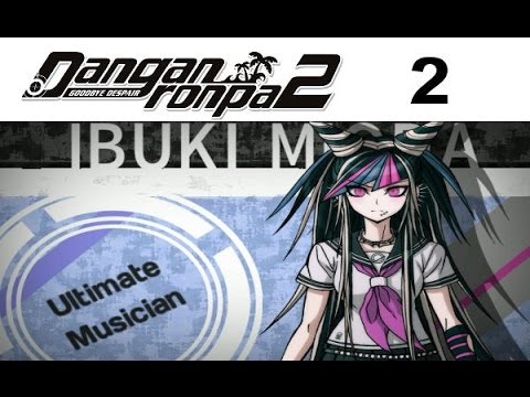 DANGANRONPA 2 Goodbye Despair Walkthrough 4 - Chapter 1 Part
