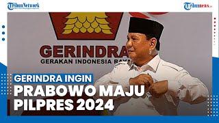 Prabowo Capres 2024 Terkuat Versi LP3ES, Sekjen Gerindra: Para Kader Ingin Prabowo Kembali Nyapres