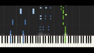 Vexento - Masked Heroes - PIANO TUTORIAL