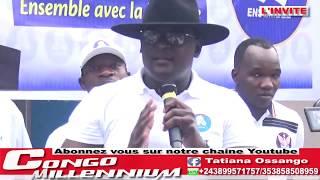 ENSEMBLE: JACKY NDALA MET LA BARRE TRÈS HAUT A CONFIRMER 100% SOUTIEN YA ENSEMBLE NA MOISE KATUMBI