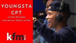 Youngsta CPT Judges Rap Battles On Kfm Mornings