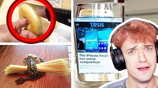 THE WORST LIFE HACKS IN THE WORLD (So Dumb)