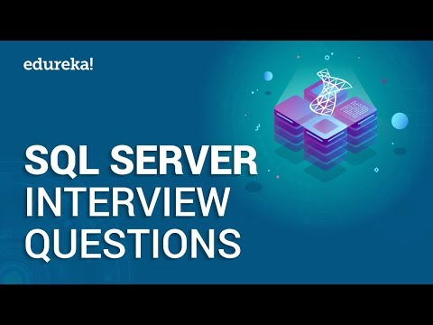 SQL Server Interview Questions and Answers | SQL ... - YouTube
