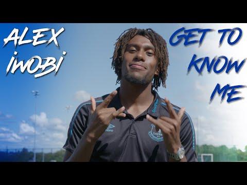 GET TO KNOW... ALEX IWOBI | JAY-JAY OKOCHA, BIG17 + DEADLY ANIMALS!