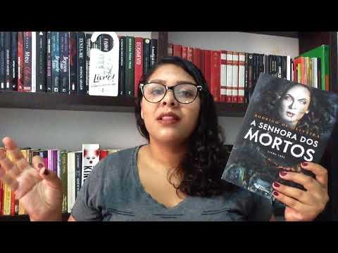 Eu li: A Senhora dos Mortos #29