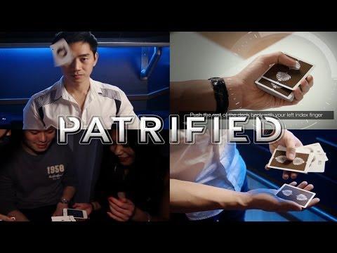 PATRIFIED (7 Visual Card Routines) | Patrick Kun x Sansminds