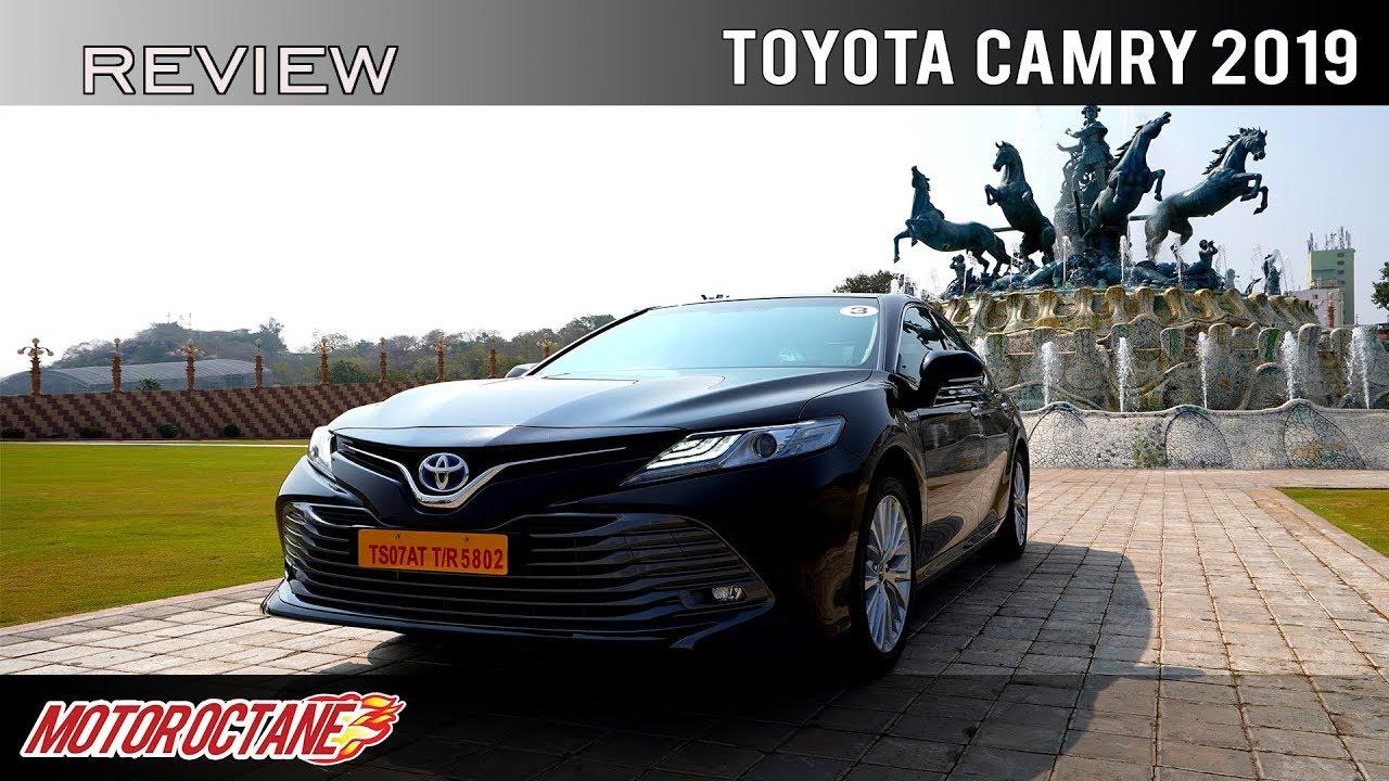 Motoroctane Youtube Video - Toyota Camry 2019 Review | Hindi | MotorOctane
