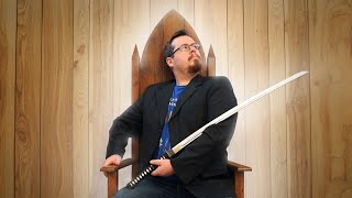 The TRUTH about the KATANA, part 1: Introduction